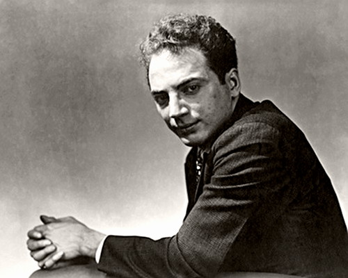 Playwright Clifford Odets