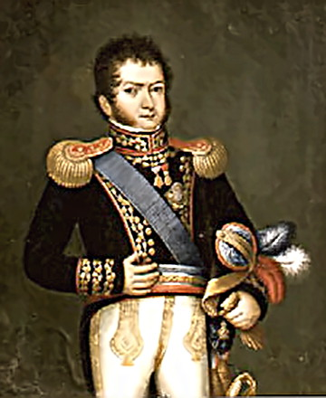 General Bernardo O'Higgins