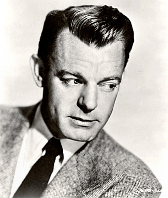 Actor Dennis O'Keefe