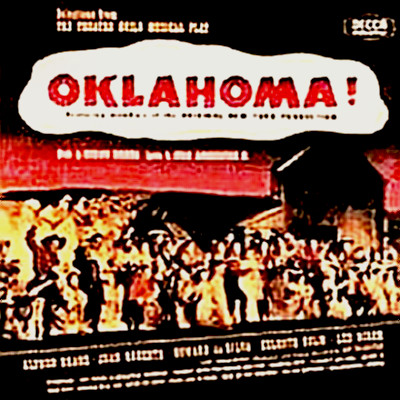 Musical Oklahoma! Album Cover