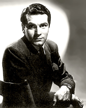 Academy Award-winning Actor Laurence Olivier