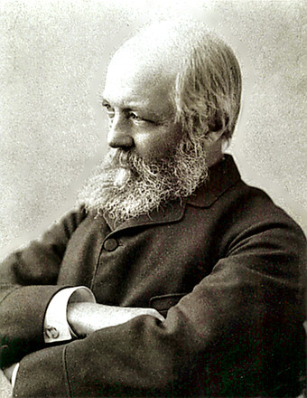 Landscape Architect Frederick L. Olmsted