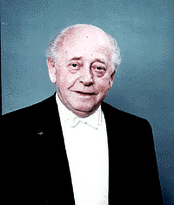 Conductor Eugene Ormandy