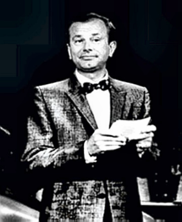 TV Host Jack Paar