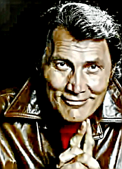 Actor Jack Palance