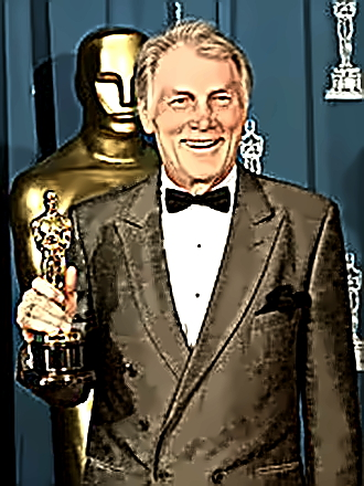 Academy Award-winning Actor Jack Palance