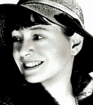 Writer, Critic Dorothy Parker