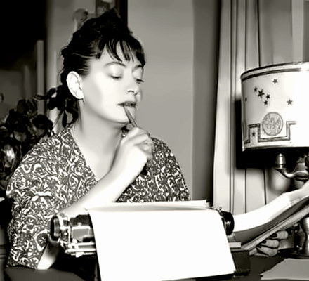Critic Dorothy Parker