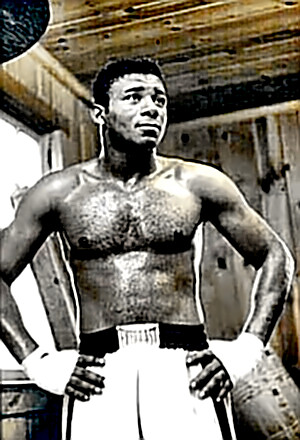 Boxing Champ Floyd Patterson