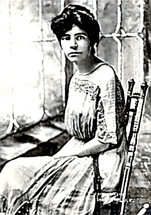 Suffragist Alice Paul
