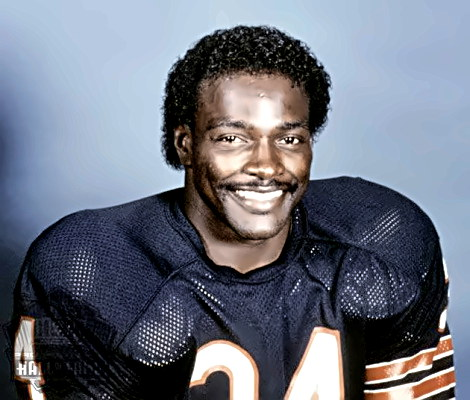 Bear Running Back Walter Payton