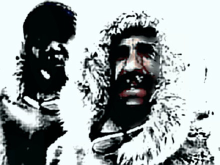 Commander Robert Peary and Matthew Henson