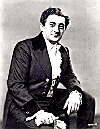 Tenor Jan Peerce