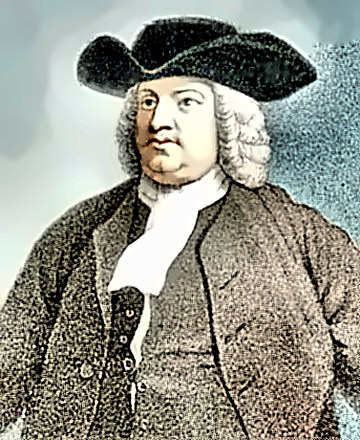 Colonial Leader William Penn