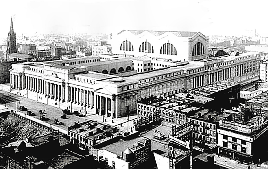 Pennsylvania Station - exterior