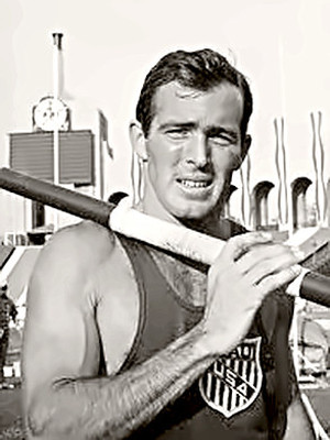 Pole-vault Champion John Pennel