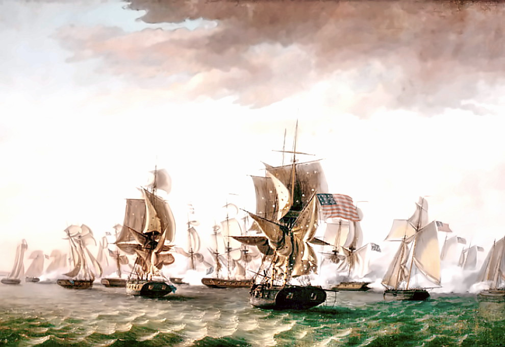 Naval Battle for Lake Eerie