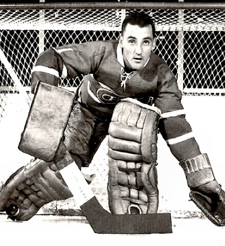 Hockey Great Jacques Plante