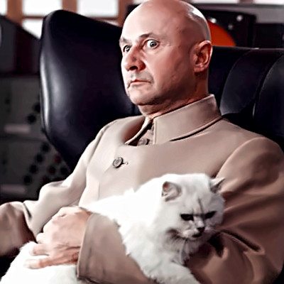 Actor Donald Pleasence