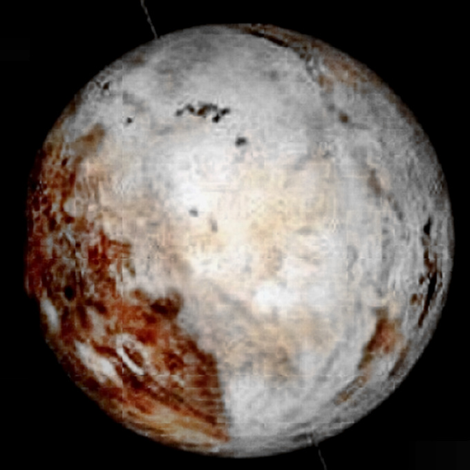 Pluto, the planet formerly known as #9