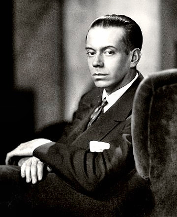 Songwriter Cole Porter