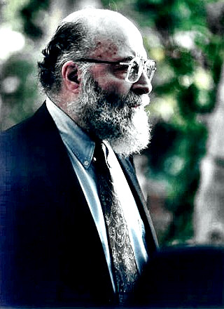 Philosopher Chaim Potok