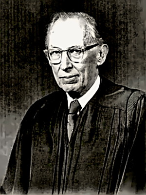 Supreme Court Justice Lewis Powell