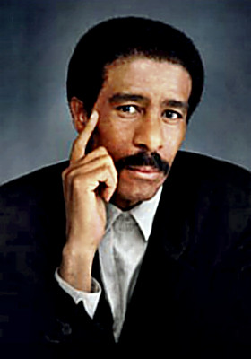 Actor Richard Pryor