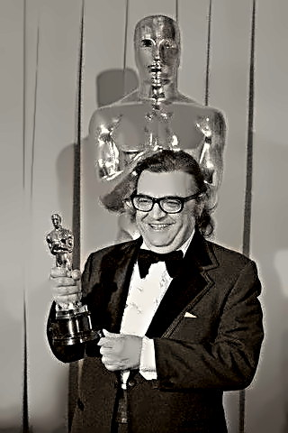 Screenwriter Mario Puzo