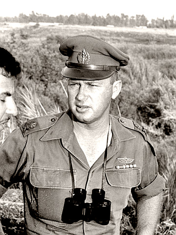 General Yitzhak Rabin