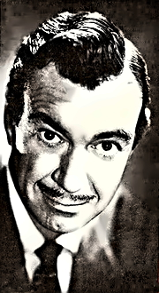 Actor Thurl Ravenscroft