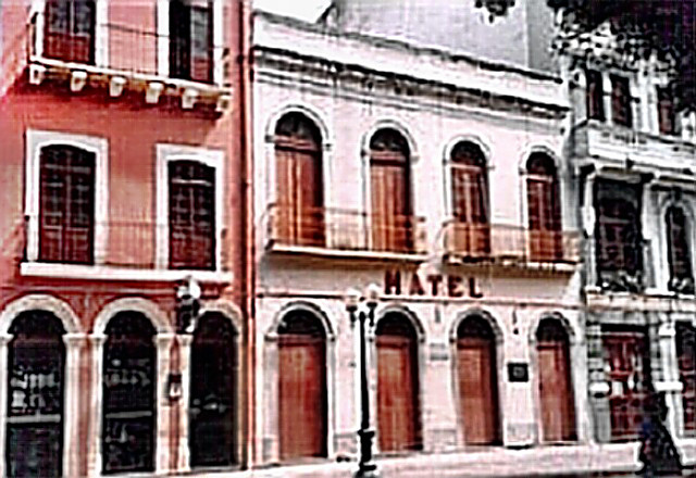 Recife, Brazil - early synagogue