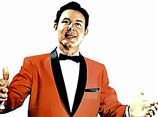Singer Velvet Jim Reeves