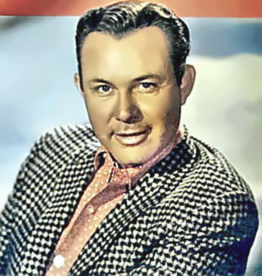 Singer Gentleman Jim Reeves