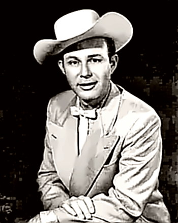 Country Singer Jim Reeves