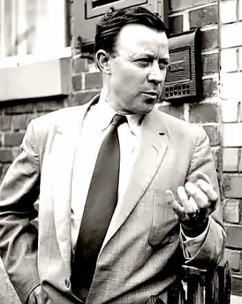 Labor Leader Walter Reuther