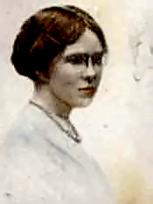 Writer Dorothy Richardson
