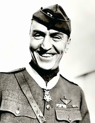 Captain Eddie Rickenbacker