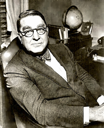 Baseball Innovator Branch Rickey