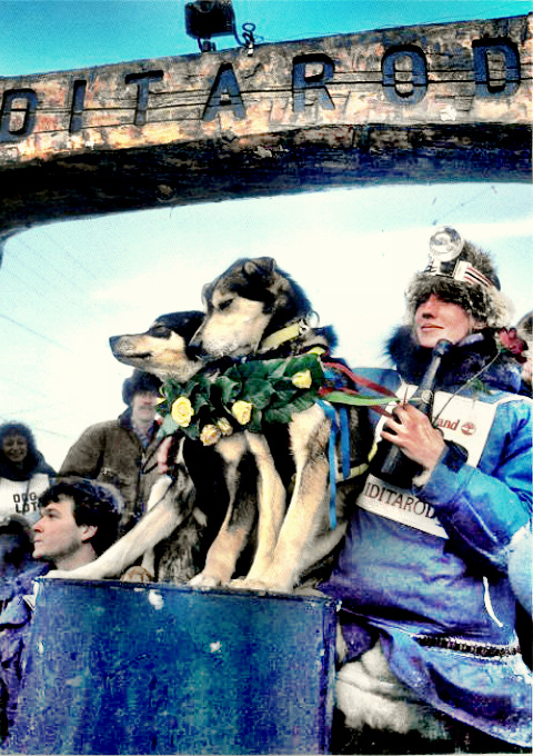 Iditarod Champ Libby Riddles