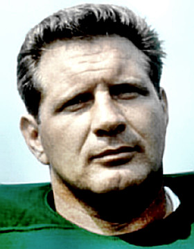 Green Bay HoF Center Jim Ringo