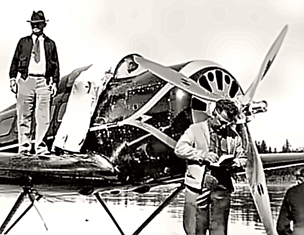 Last photo of Will Rogers & Wiley Post