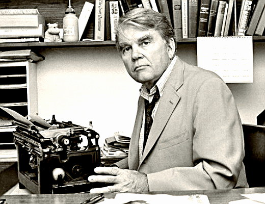 Journalist Andy Rooney