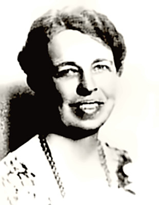 The First Lady Eleanor Roosevelt