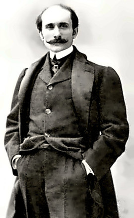 Poet & Playwright Edmond Rostand