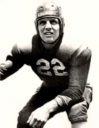 Football Player Lou Saban