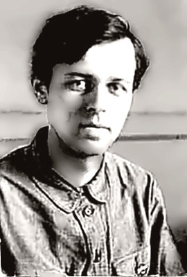 Young Andrei Sakharov