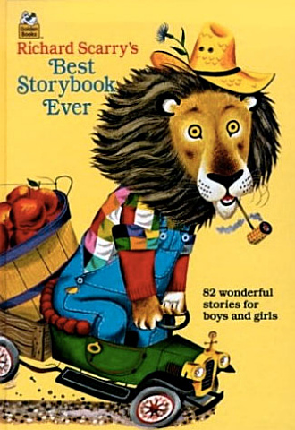 Richard Scarry's best book