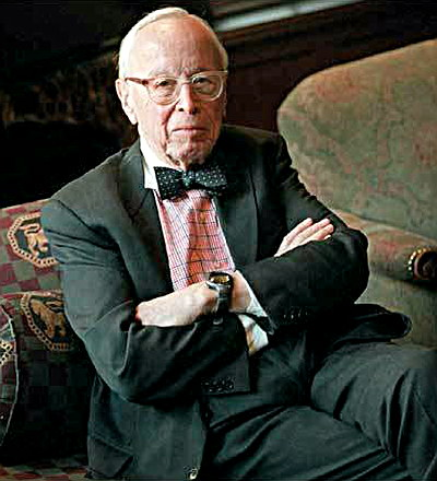 Author & Historian Arthur Schlesinger, Jr.
