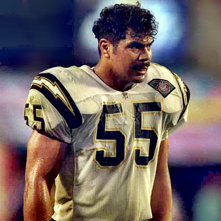 All-Pro Linebacker Junior Seau